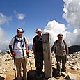 中央アルプス盟主 木曽駒ケ岳山頂