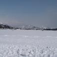 雪田より遠望 後立山連峰