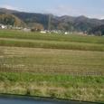 田圃着陸候補地