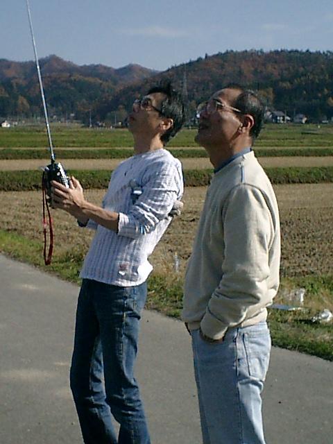 わこちゃん操縦(カルマート25スポーツ)