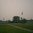 ホーチミン廟