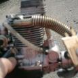OS92大型エンジン4サイクル