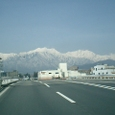 表銀座の山々