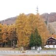 山小屋からの風景