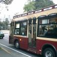 上野公園 こんな可愛いいバスが