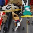 大岩さんのボロ飛行機