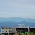 中央アルプスの峰々(空木岳等)