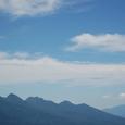 南八ガ岳連峰
