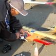 岩ちゃん 大昔の飛行機