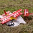 清ちゃんの飛行機2機