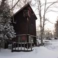 『ちんぐるま』冬景色