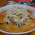 糸魚川の坦々麺
