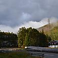 紅葉の岩岳スキー場