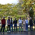 2011年秋合宿 池田屋の御主人も参加