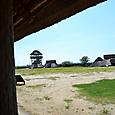 南内郭の大人の竪穴住居