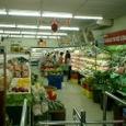 スーパーですね日本食あり