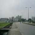 ハイフォン工業団地 前道路