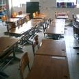 真四角な教室