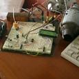 ジェットエンジン開発中