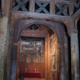 木造教会です