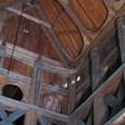 木造造船技術が教会に
