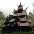 竜に守られた教会