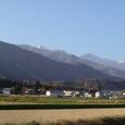 白馬三山、秋景色
