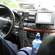 アルタのタクシー