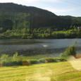 ベルゲン鉄道 車窓