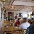 北欧家具のホテル食堂