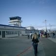 アルタ空港風景
