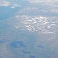 雪で覆われたノルウエー大地