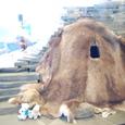 先史時代の住居
