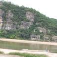 洛東江と芙蓉臺
