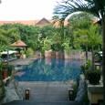 Victoria Angkor Hotel 中庭