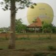 気球でアンコール見学はどうですか?