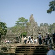 バイヨン寺院 中心のお寺