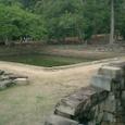 沐浴の池です