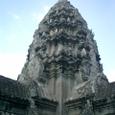 中央祠堂 尖塔