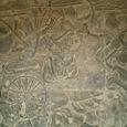 ヴィシュヌ神と阿修羅の戦い