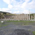 柱列と円形劇場
