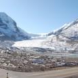 氷河が押し出したモレーン