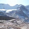 アサバスカ山とアンドロメダ山