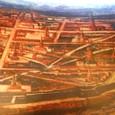 アユタヤ王城復元図