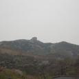 八達嶺長城 南に連なる城壁