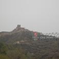 八達嶺長城 北に連なる城壁