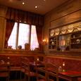 ブリッゲン地区のレストラン