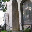 ブリッゲン地区の教会