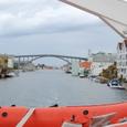 綺麗なアーチの橋