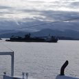 石油天然ガス掘削船